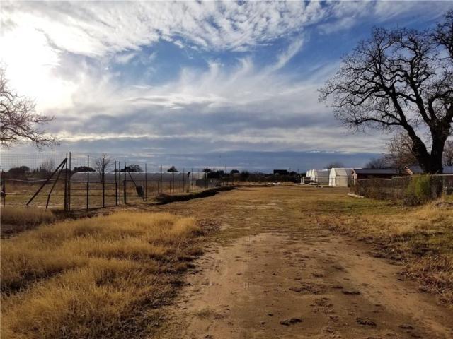 TBD Switzer Street, Bangs, TX 76823 (MLS #13984957) :: The Chad Smith Team