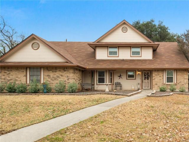 7524 Cimarron Drive, North Richland Hills, TX 76182 (MLS #13984977) :: Team Hodnett