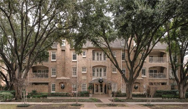 4212 Lomo Alto Drive #203, Highland Park, TX 75219 (MLS #13985029) :: Robbins Real Estate Group