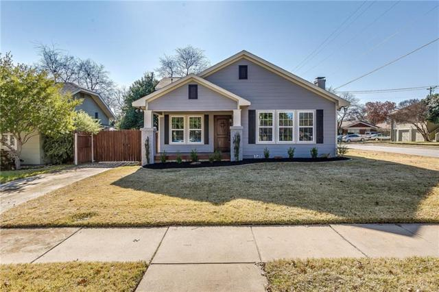 4539 Pershing Avenue, Fort Worth, TX 76107 (MLS #13985036) :: The Mitchell Group