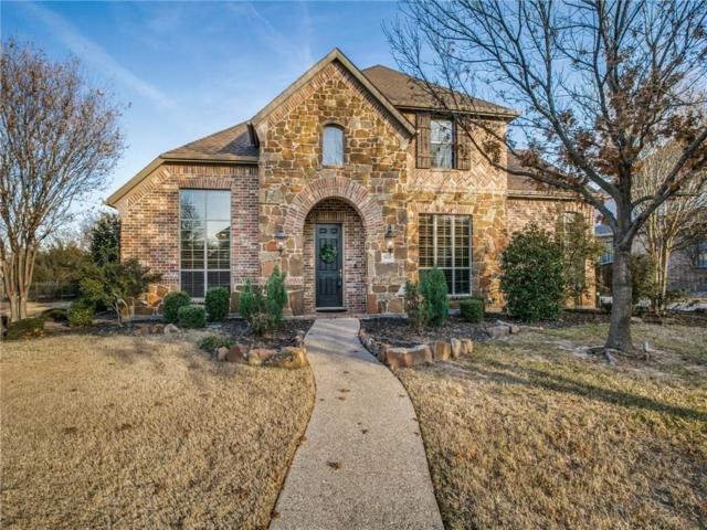 9051 Crockett Drive, Argyle, TX 76226 (MLS #13985063) :: Team Hodnett