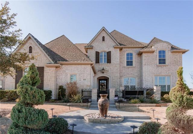 300 Aurora Way, Prosper, TX 75078 (MLS #13985165) :: The Real Estate Station