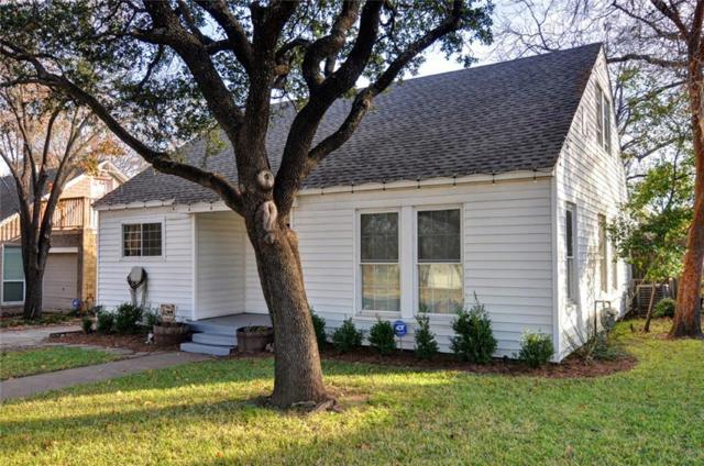 2528 Yucca Avenue, Fort Worth, TX 76111 (MLS #13985287) :: Van Poole Properties Group