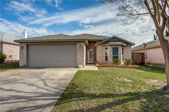 8128 Broken Arrow Road, Fort Worth, TX 76137 (MLS #13985316) :: Real Estate By Design