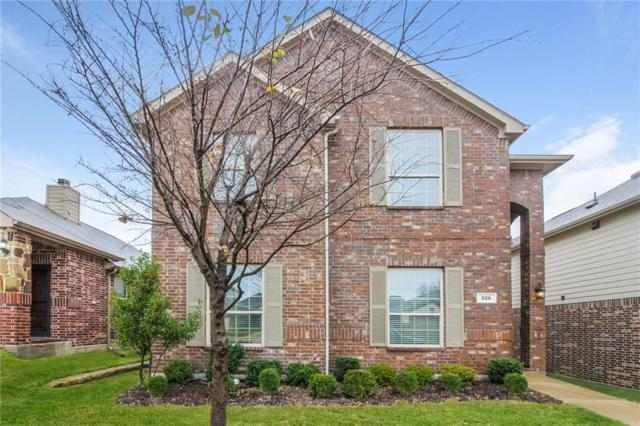 528 Cheyenne Drive, Cross Roads, TX 76227 (MLS #13985330) :: Real Estate By Design