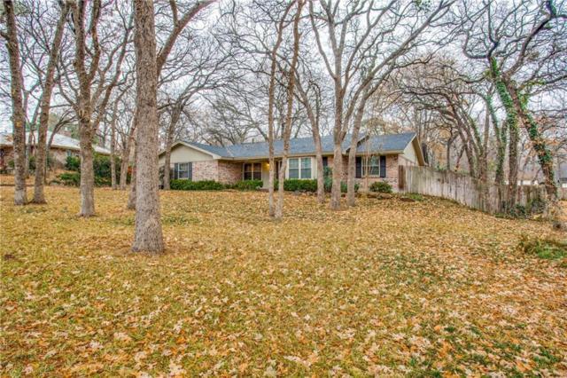 1012 Cimarron Circle, Keller, TX 76262 (MLS #13985363) :: The Chad Smith Team