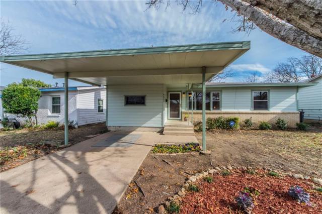 4805 Merida Avenue, Fort Worth, TX 76115 (MLS #13985401) :: Team Hodnett