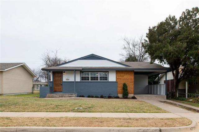 4733 Kilpatrick Avenue, Fort Worth, TX 76107 (MLS #13985536) :: NewHomePrograms.com LLC