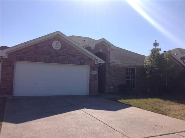 1809 Cozumel Drive, Mansfield, TX 76063 (MLS #13985540) :: The Chad Smith Team