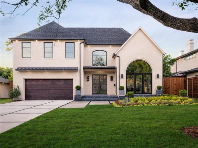 6411 Tulip Lane, Dallas, TX 75230 (MLS #13986655) :: Robbins Real Estate Group