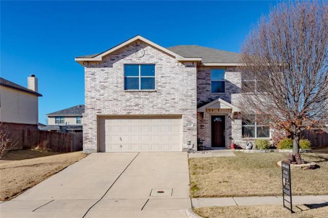 315 Saddlebrook Drive, Krum, TX 76249 (MLS #13986694) :: NewHomePrograms.com LLC