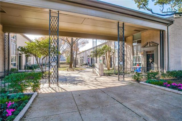 7424 W Northwest Highway #8, Dallas, TX 75225 (MLS #13986736) :: Robbins Real Estate Group