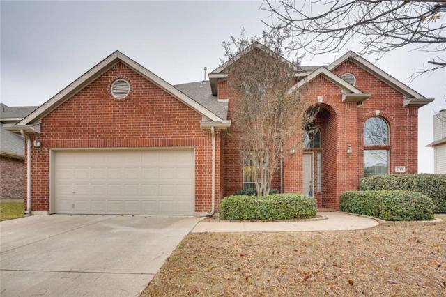 1313 Rosebriar Lane, Mansfield, TX 76063 (MLS #13986757) :: The Hornburg Real Estate Group