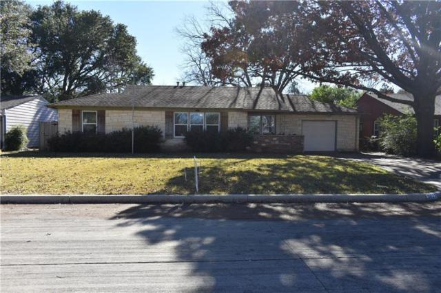 3833 Weyburn Drive, Fort Worth, TX 76109 (MLS #13986821) :: The Hornburg Real Estate Group