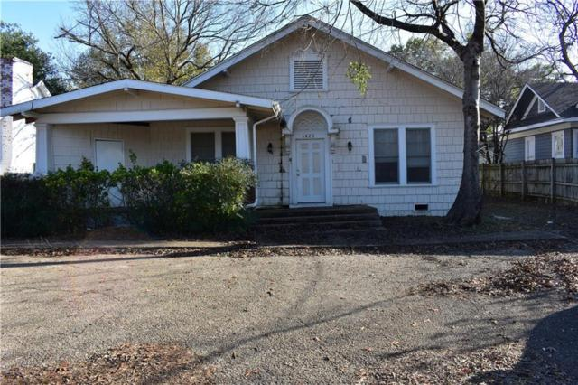 1423 W 2nd Avenue, Corsicana, TX 75110 (MLS #13986850) :: Real Estate By Design