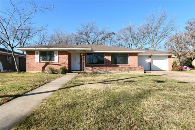1209 Elmwood Street, Gainesville, TX 76240 (MLS #13986903) :: The Mitchell Group