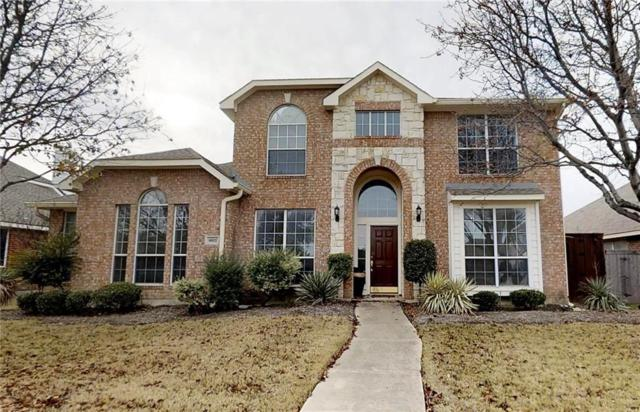 8602 Hartford Drive, Rowlett, TX 75089 (MLS #13986934) :: The Hornburg Real Estate Group
