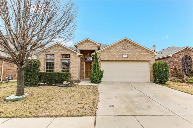 1113 Kachina Lane, Fort Worth, TX 76052 (MLS #13986997) :: The Hornburg Real Estate Group
