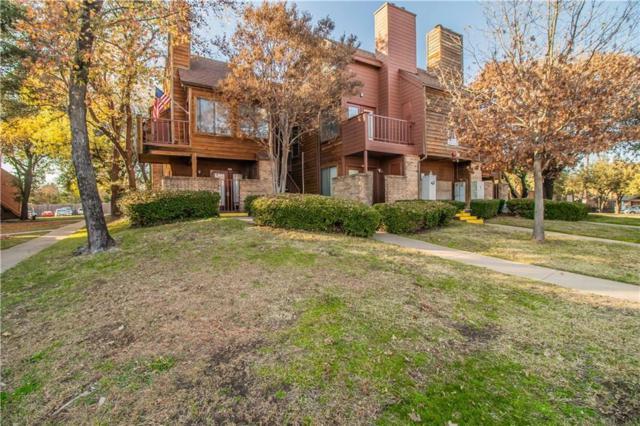 2312 Balsam Drive A102, Arlington, TX 76006 (MLS #13987045) :: Kimberly Davis & Associates