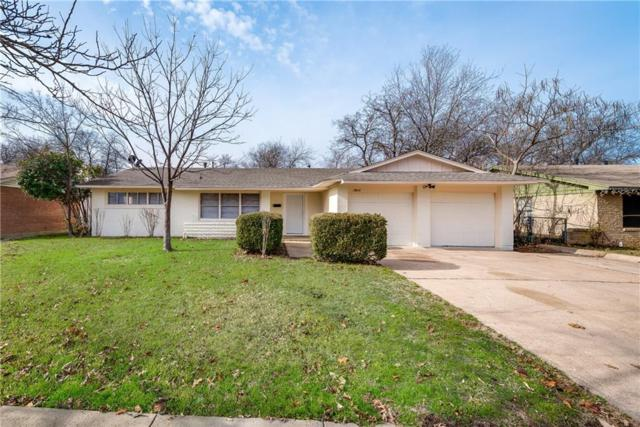 1914 Balla Way, Grand Prairie, TX 75051 (MLS #13987069) :: The Hornburg Real Estate Group