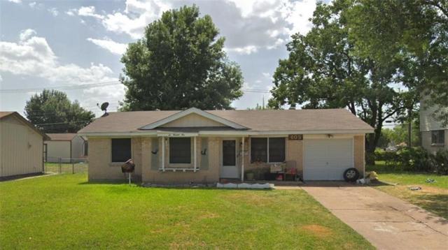605 Bluebonnet Lane, Mesquite, TX 75149 (MLS #13987119) :: Kimberly Davis & Associates
