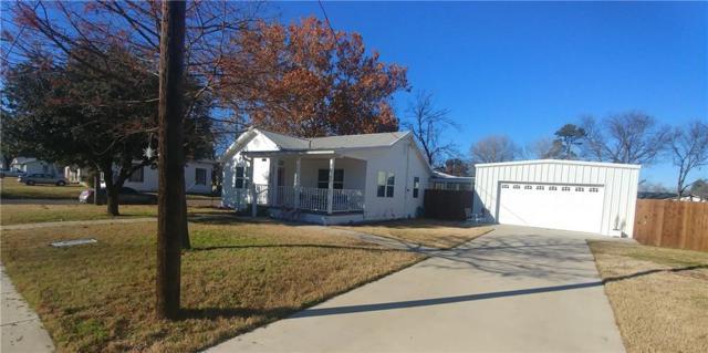 701 North Avenue, Whitesboro, TX 76273 (MLS #13987121) :: Kimberly Davis & Associates