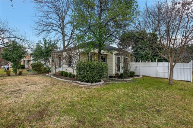 2612 Benbrook Boulevard, Fort Worth, TX 76109 (MLS #13987217) :: The Mitchell Group