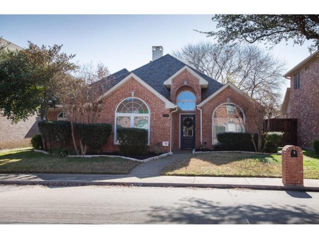 4452 Voss Hills Place, Dallas, TX 75287 (MLS #13987270) :: Robinson Clay Team