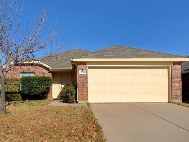 1228 Artesia Drive, Fort Worth, TX 76052 (MLS #13987311) :: Team Hodnett