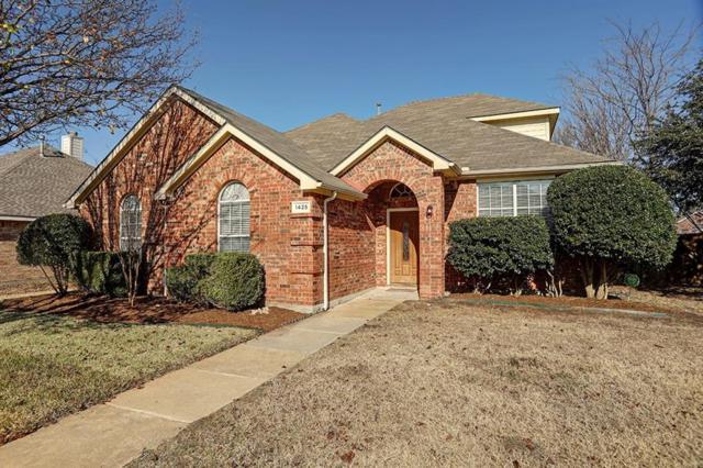 1425 Autumnmist Drive, Allen, TX 75002 (MLS #13987384) :: Kimberly Davis & Associates