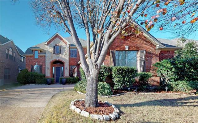 3816 Glenshannon Lane, Flower Mound, TX 75022 (MLS #13987386) :: RE/MAX Town & Country
