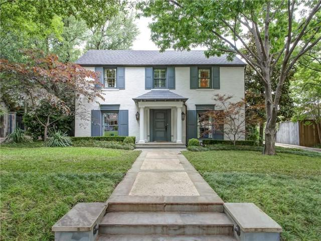 3912 Lenox Drive, Fort Worth, TX 76107 (MLS #13987423) :: RE/MAX Landmark