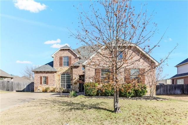 1714 Almond Drive, Mansfield, TX 76063 (MLS #13987436) :: The Chad Smith Team