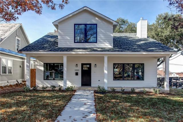 3000 Ryan Avenue, Fort Worth, TX 76110 (MLS #13987437) :: Kimberly Davis & Associates