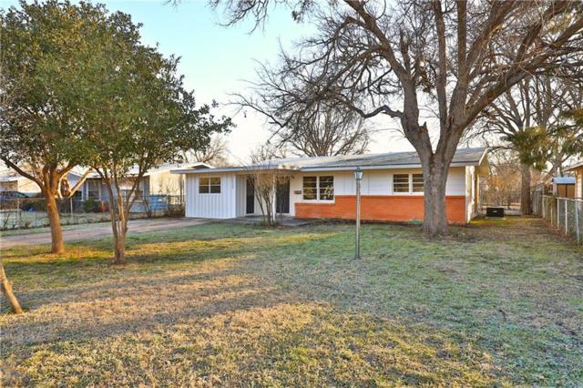 1233 Buccaneer Drive, Abilene, TX 79605 (MLS #13987444) :: Kimberly Davis & Associates