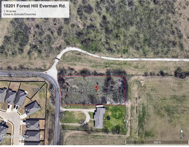 10201 Forest Hill Everman Road, Fort Worth, TX 76140 (MLS #13987448) :: The Mitchell Group