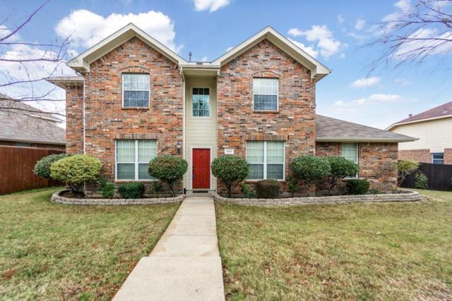 1531 Timber Ridge Drive, Rockwall, TX 75032 (MLS #13987488) :: Robbins Real Estate Group