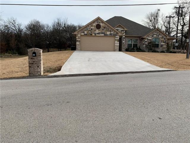 6201 Sonora Drive, Granbury, TX 76049 (MLS #13987555) :: Real Estate By Design