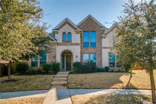 7516 Norcross Drive, Frisco, TX 75034 (MLS #13987563) :: RE/MAX Town & Country