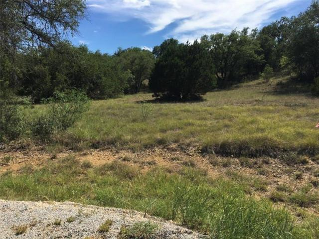 TBD864 Pitchpole Circle, Brownwood, TX 76801 (MLS #13987631) :: The Real Estate Station