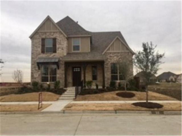 16660 Indiangrass Road, Frisco, TX 75033 (MLS #13987633) :: Robinson Clay Team