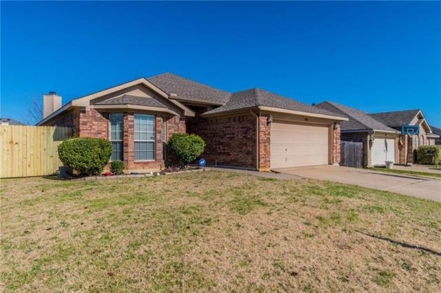 1224 Meadow Glen, Crowley, TX 76036 (MLS #13987640) :: Robinson Clay Team