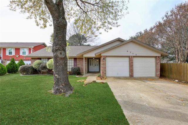 3715 White Bud Court, Flower Mound, TX 75028 (MLS #13987687) :: Team Hodnett
