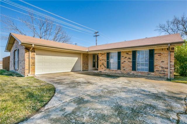 723 Redbud Drive, Forney, TX 75126 (MLS #13987697) :: RE/MAX Landmark