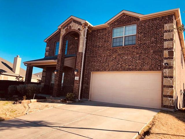 1205 Red Drive, Little Elm, TX 75068 (MLS #13987702) :: The Mitchell Group