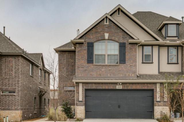 2225 Caniesto Street, Plano, TX 75074 (MLS #13987703) :: Team Hodnett