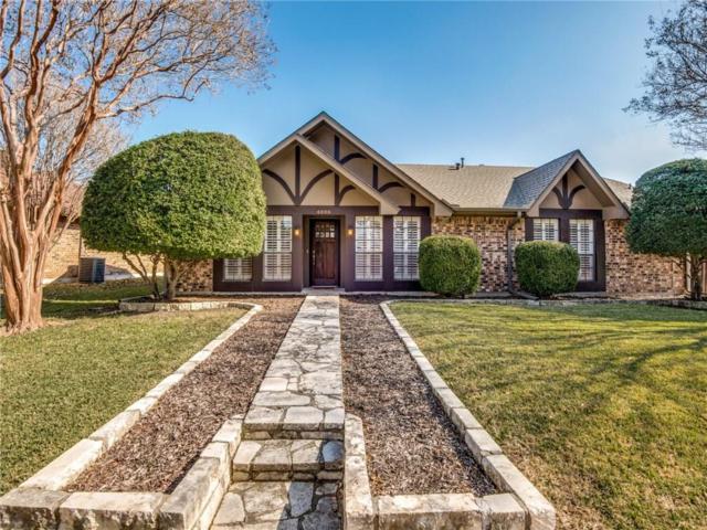 4000 Windy Crest Drive, Carrollton, TX 75007 (MLS #13987743) :: Kimberly Davis & Associates