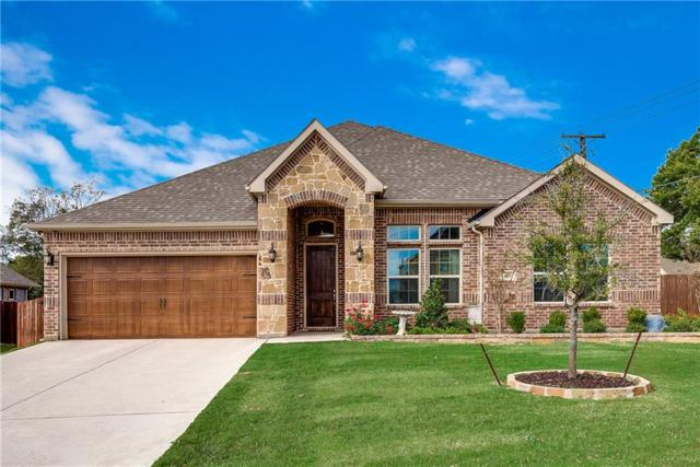 401 Clear Creek Drive, Mansfield, TX 76063 (MLS #13987779) :: The Hornburg Real Estate Group