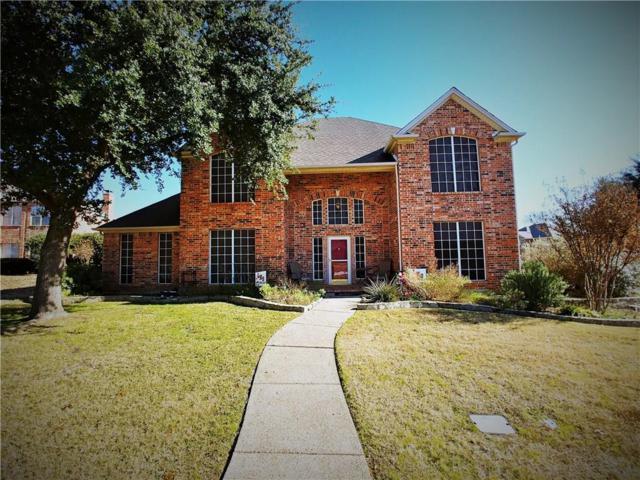 1927 Little Fawn Court, Lewisville, TX 75067 (MLS #13987793) :: Kimberly Davis & Associates