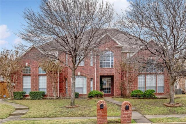11270 Still Hollow Drive, Frisco, TX 75035 (MLS #13987856) :: Robbins Real Estate Group